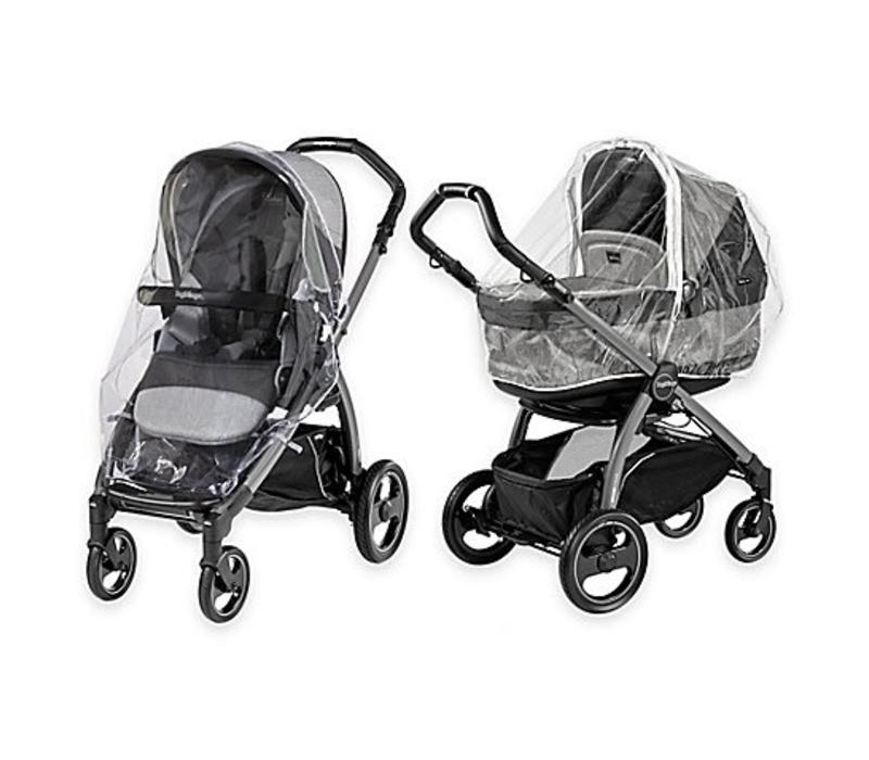 Peg Perego Book Pop Up Rain Cover for Seat and Bassinet