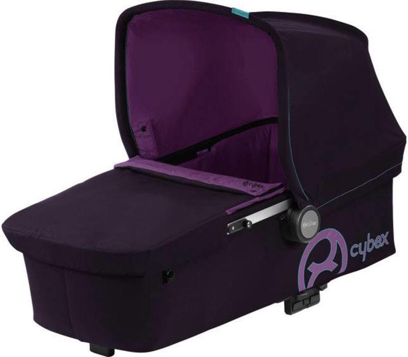 CLOSEOUT!!! Cybex Callisto Carry Cot In Purple Potion