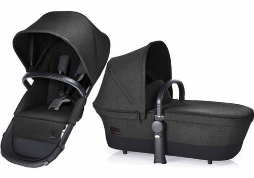 Cybex Cybex Priam 2-in-1 Light Seat - Black Beauty