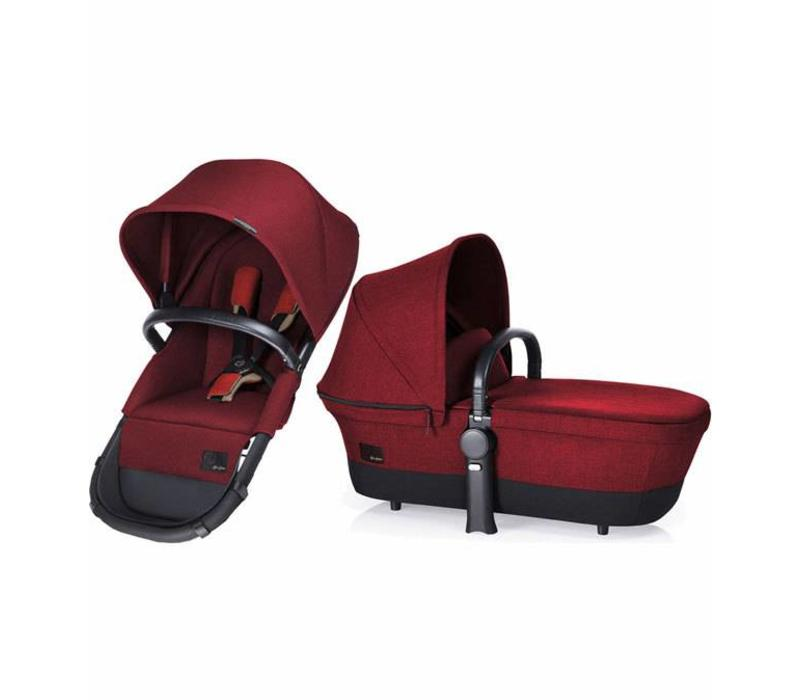 Cybex Priam 2-in-1 Light Seat - Hot And Spicy