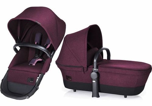 Cybex 2017 Cybex Priam 2-in-1 Light Seat - Grape Juice