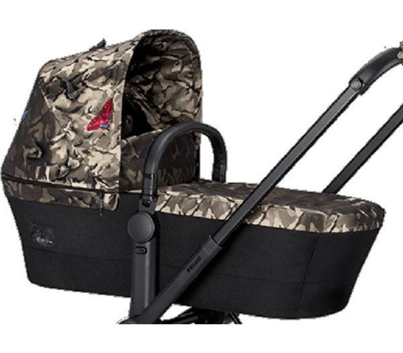 2017 Cybex Priam Carry Cot In Fashion Edition Butterfly
