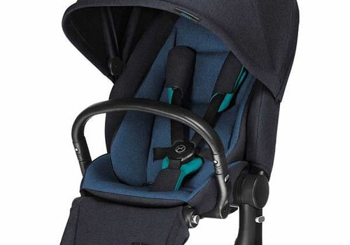 Cybex CLOSEOUT!! Cybex Priam Lux Seat In True Blue Denim