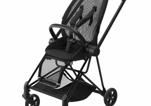 Cybex Cybex Mios Seat And Frame In Matt Black