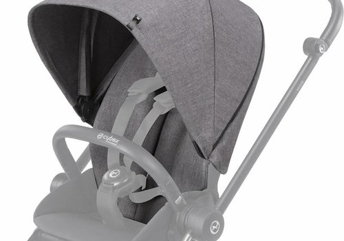 Cybex Cybex Mios Color Pack Comfort Inlay In Manhattan Grey