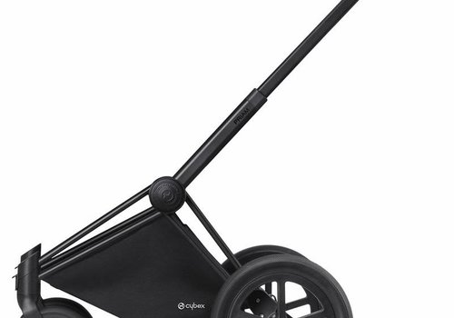 Cybex 2017 Cybex Priam All Terrain Frame In Matte Black