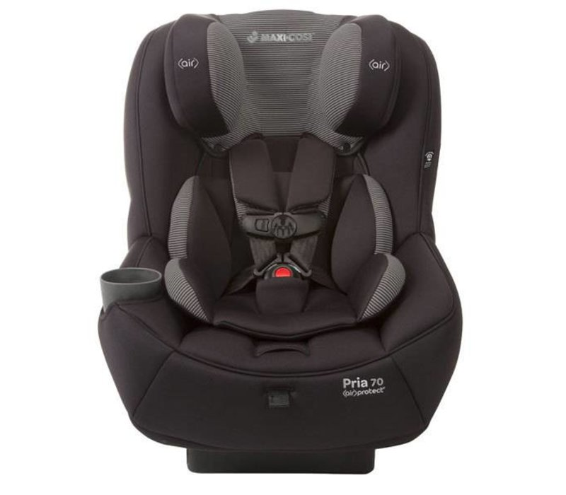 Maxi Cosi Pria 70 Convertible Car Seat In Black Gravel