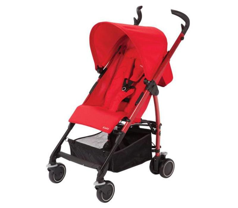 CLOSEOUT!! Maxi Cosi Kaia Stroller In Intense Red