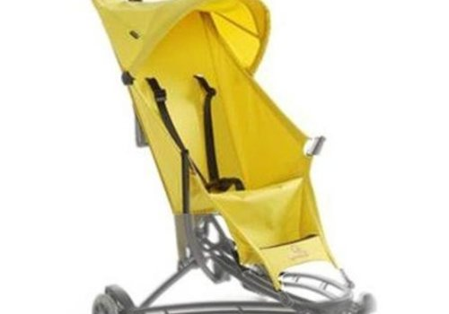 Quinny CLOSEOUT!! Quinny Yezz Stroller Seat Cover In Yellow Move