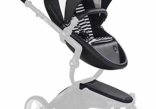 Mima Kids Mima Kids Xari Seat Kit In Black & White