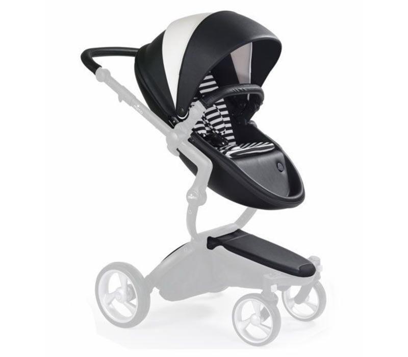Mima Kids Xari Seat Kit In Black & White