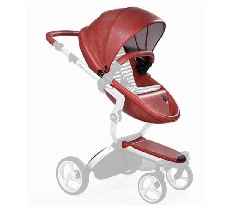 Mima Kids Xari Seat Kit In Sicilian Red