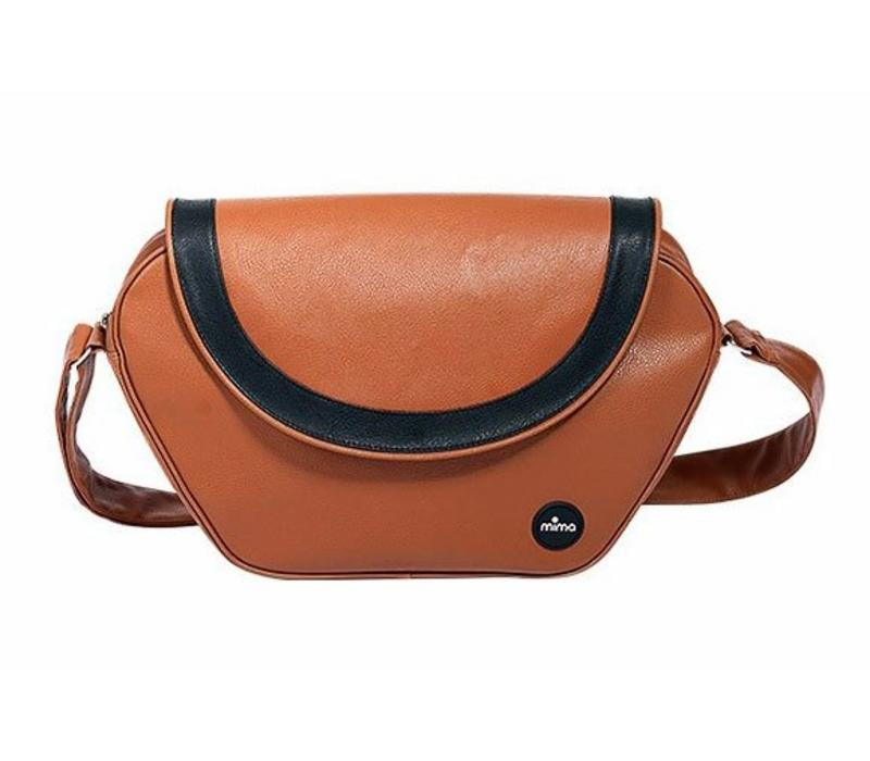 Mima Kids Trendy Changing Bag In Camel