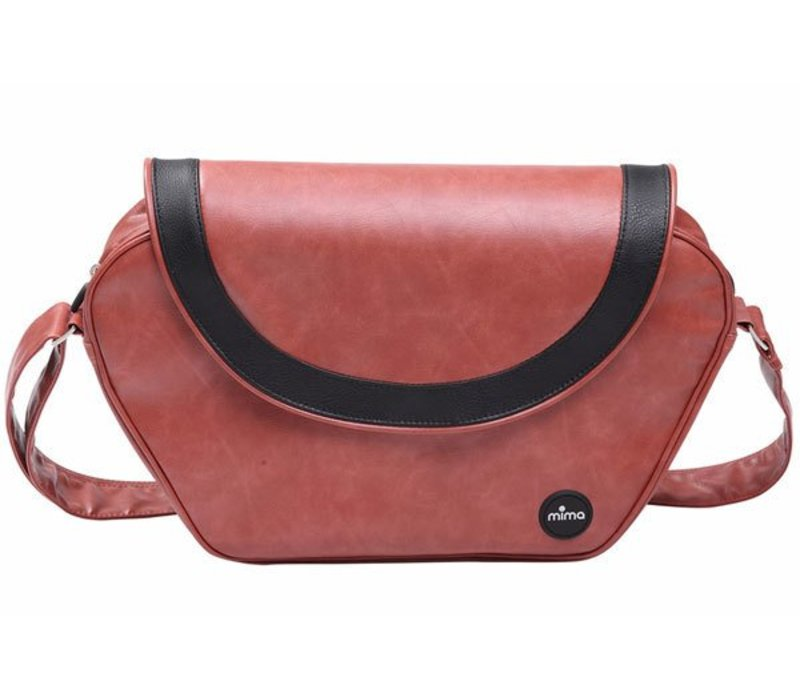Mima Kids Trendy Changing Bag In Sicilian Red