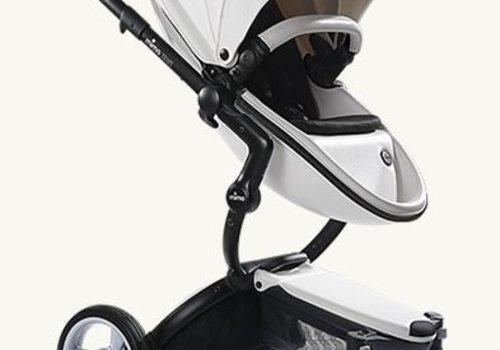 Mima Kids Mima Kids Xari Stroller In Snow White With Starter Kit