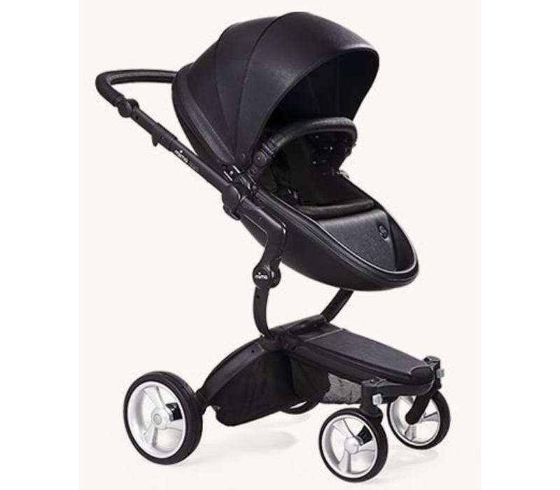 Mima Kids Xari Stroller In Black With Starter Kit