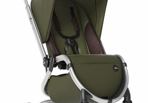 Mima Kids Mima Zigi Stroller In Olive Green