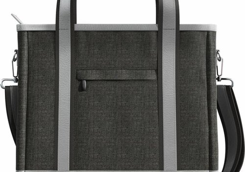 Mima Kids Mima Zigi Changing Bag In Charcoal