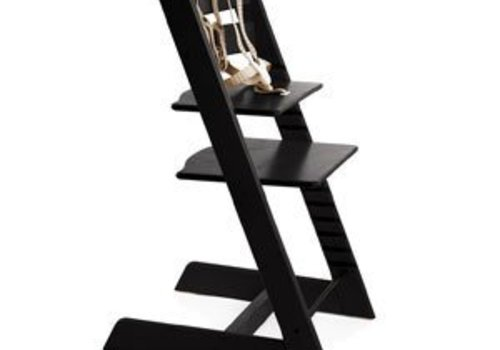 Stokke Stokke Tripp Trapp Classic Highchair In Black