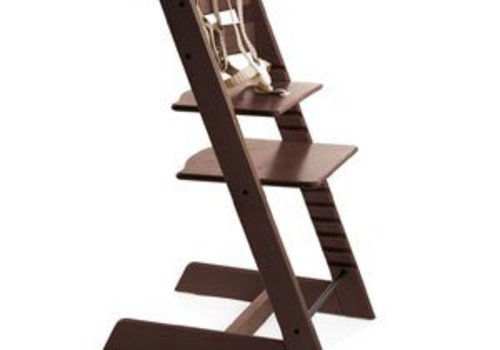 Stokke Stokke Tripp Trapp Classic Highchair In Walnut