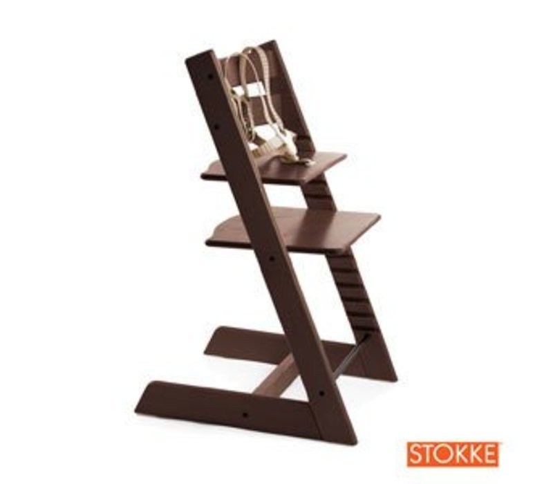 Stokke Tripp Trapp Classic Highchair In Walnut