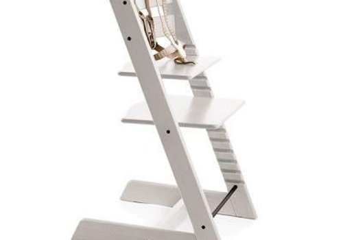 Stokke Stokke Tripp Trapp Classic Highchair In White