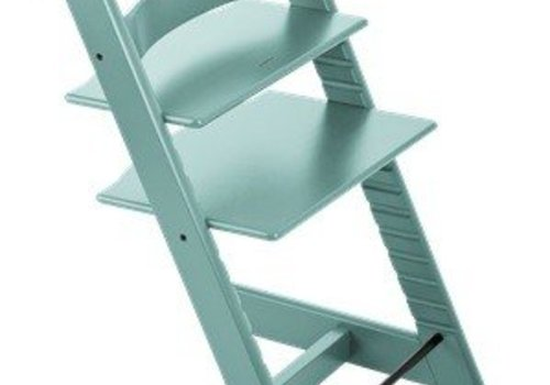 Stokke Stokke Tripp Trapp Classic Highchair In Aqua Blue
