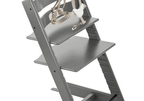 Stokke Stokke Tripp Trapp Classic Highchair In Storm Grey