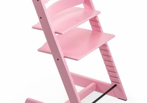 Stokke Stokke Tripp Trapp Classic Highchair In Soft Pink TT