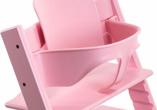 Stokke Stokke Tripp Trapp Baby Set In Soft Pink