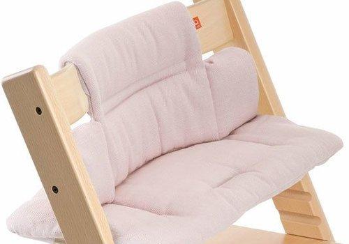 Stokke Stokke Tripp Trapp Cushions In Pink Tweed