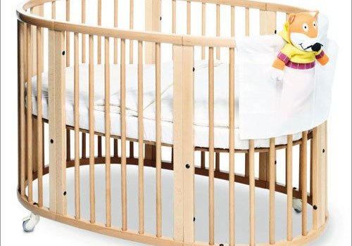 Stokke Stokke Sleepi Crib Without Mattress In Natural