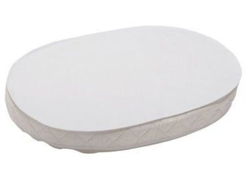 Stokke Stokke Crib Sleepi Protection Sheet Oval Sheet in White
