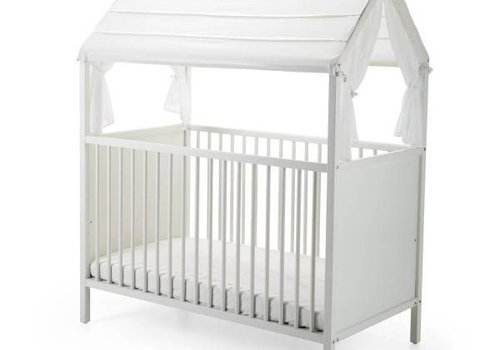 Stokke Stokke Home Bed Roof In White
