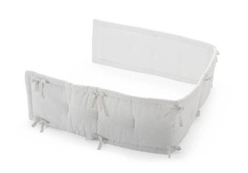 Stokke Stokke Home Half Bumper In White