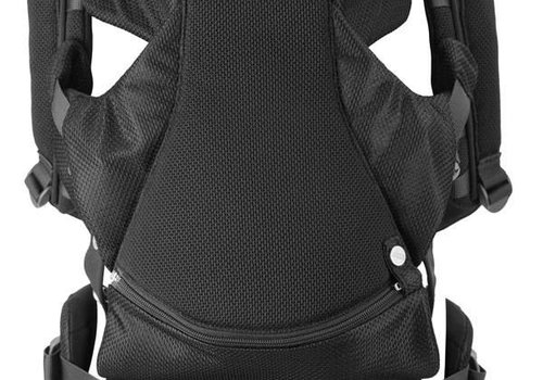 Stokke Stokke MyCarrier Front Carrier In Black Mesh