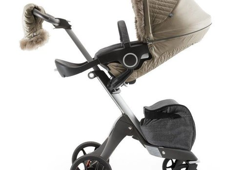 Stokke Stokke Xplory Winter Kit In Bronze Brown