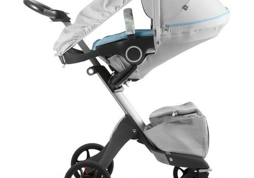 Stokke Stokke Summer Kit In Floral Blue