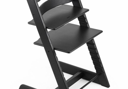 Stokke Stokke Tripp Trapp Classic Highchair In Oak-Black