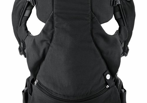 Stokke Stokke MyCarrier Front And Back Carrier In Black