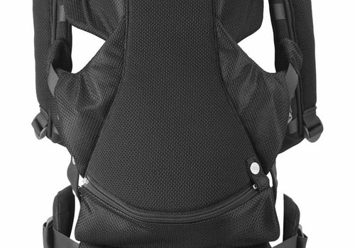 Stokke Stokke MyCarrier Front And Back Carrier In Black Mesh