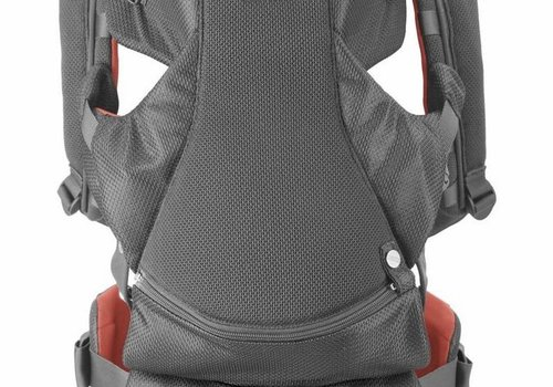 Stokke Stokke MyCarrier Front And Back Carrier In Coral Mesh