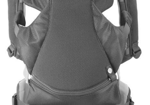 Stokke Stokke MyCarrier Front And Back Carrier In Grey Mesh