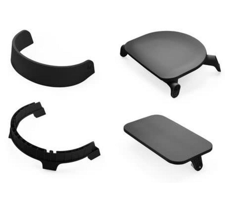 Stokke Steps Chair Seat In Black