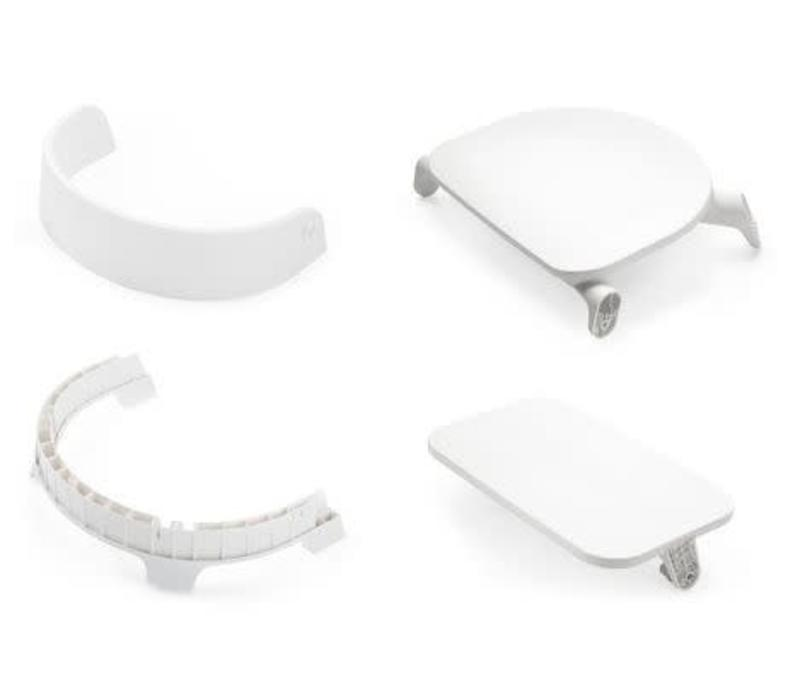 Stokke Steps Chair Seat In White