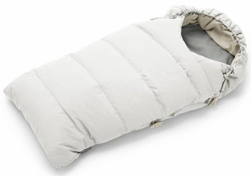 Stokke Stokke Down Sleeping Bag In Pearl White