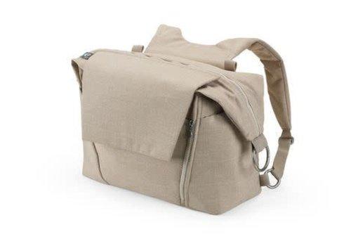 Stokke Stokke Universal Changing Bag In Beige Melange