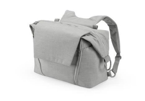 Stokke Stokke Universal Changing Bag In Grey Melange