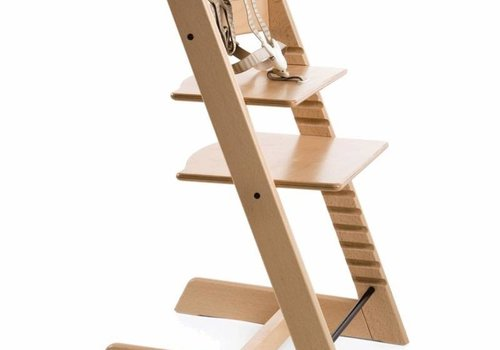 Stokke Stokke Tripp Trapp Classic Highchair In Natural