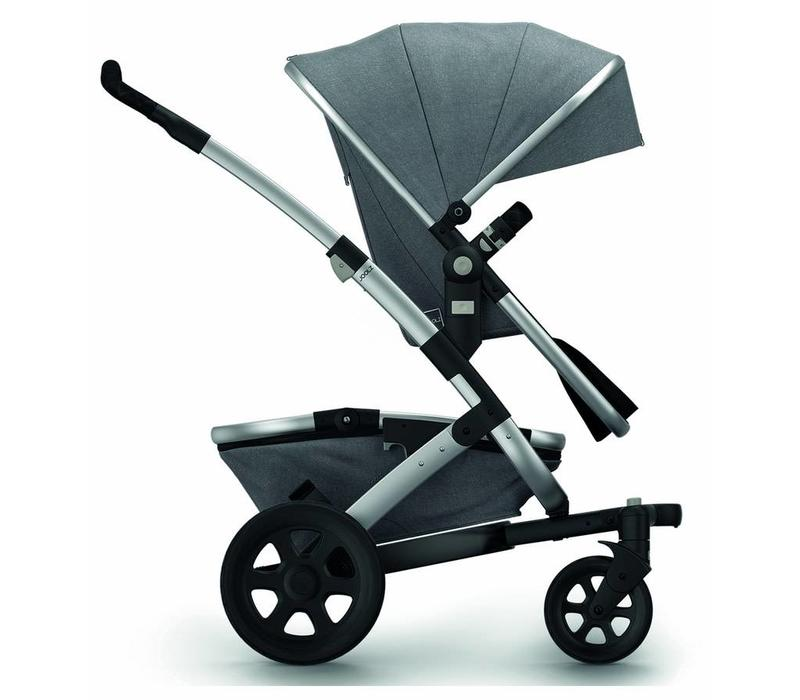 Joolz Geo2 Earth Collection Studio Complete Stroller In Graphite